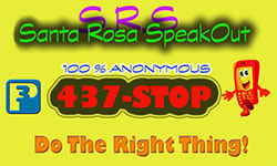 Santa Rosa SpeakOut, 100% Anonymous. Submit a tip at https://goo.gl/1Fs9R5 or call 850-437-STOP